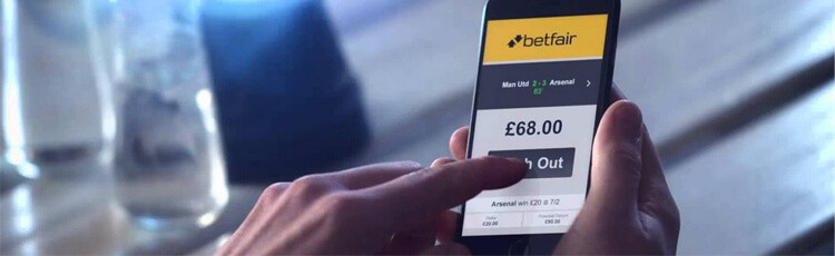 Betfair Cash Out & Partial Cash Out