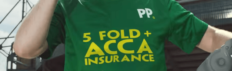 Paddy Power Football Acca Insurance