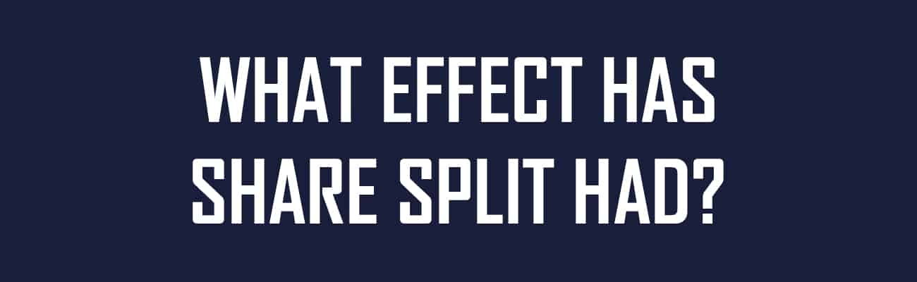 Football Index What Effect Has Share Split Had
