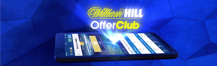 william hill special offers