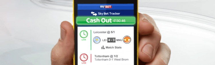Sky Bet Cash Out & Cash Out Boost