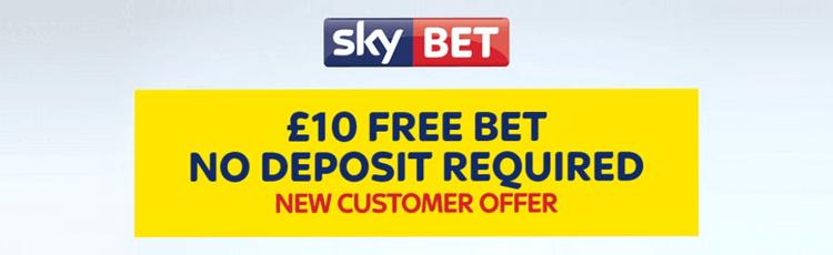 Sky Bet No Deposit