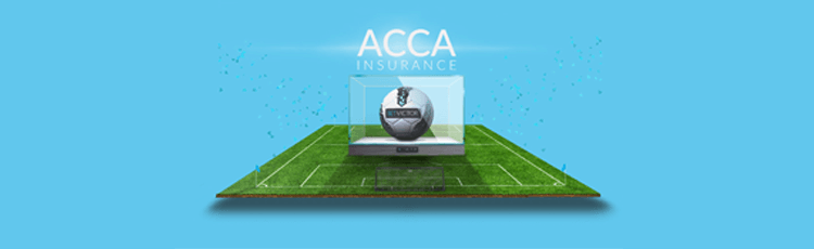 BetVictor Football Acca Insurance