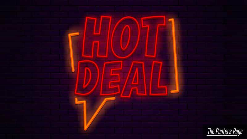 hot promo deals
