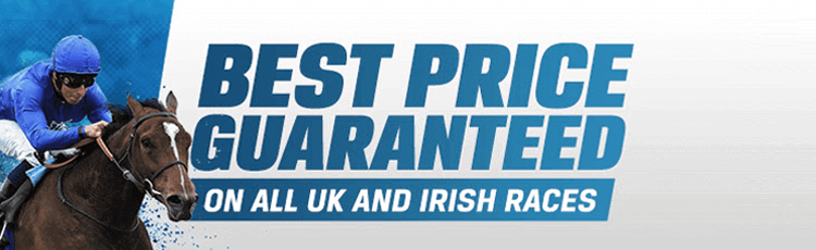 Coral Best Odds Guaranteed Horse Racing Offer