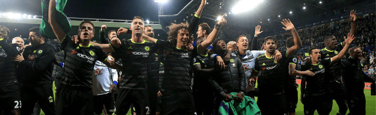 Chelsea Title Win Nets Punter £71,000 After £10 6-Fold