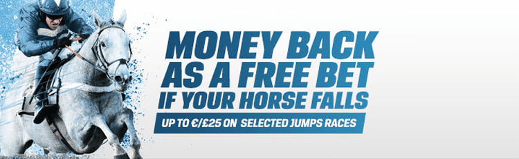 Coral Fallers Insurance Offer Get Money Back If Your Horse Falls