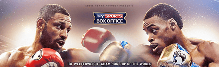 Kell Brook v Errol Spence Boxing Betting Preview & Odds