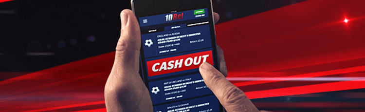 10Bet Cash Out & Partial Cash Out