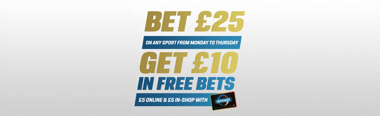 Coral Bet & Get Club Offer
