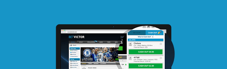 BetVictor Cash Out