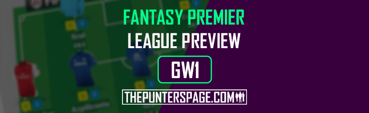 Fantasy Premier League Preview, Hints & Tips For Gameweek 1