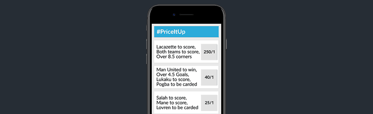 How To #PriceItUp With BetVictor