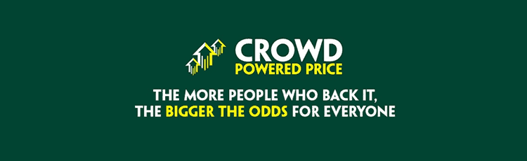 Paddy Power Crowd Powered Price Offer