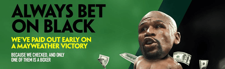 Paddy Power Pay Out Early On Mayweather Victory