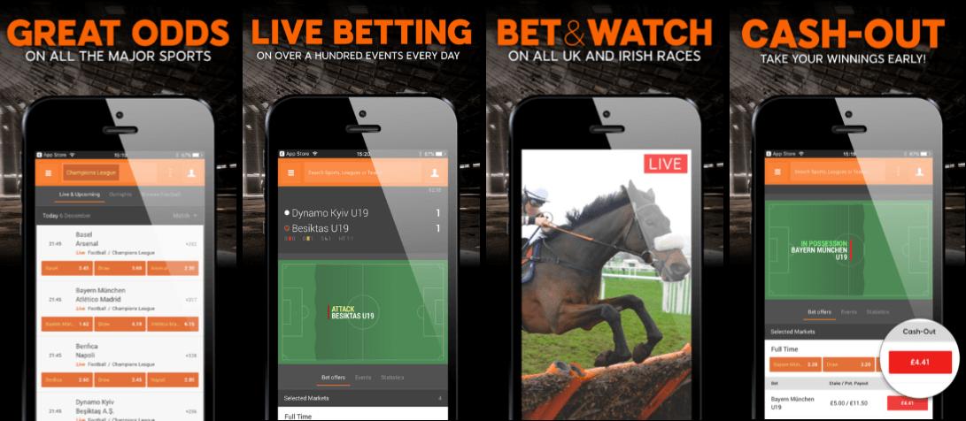 888Sport iPhone App