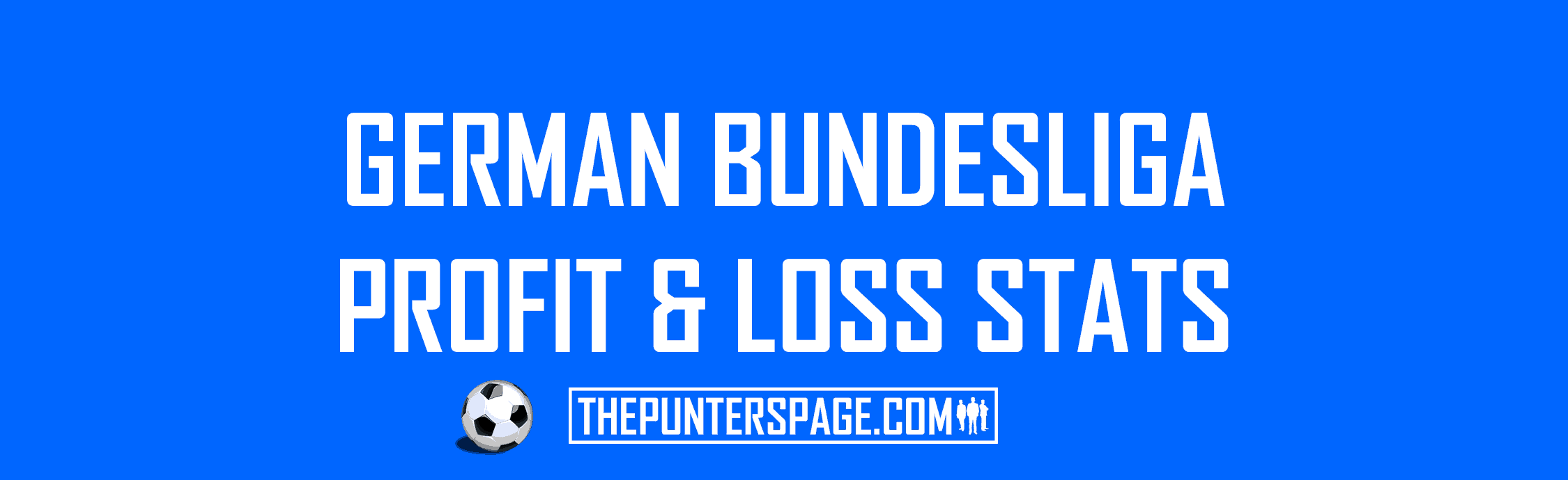 German Bundesliga Profit & Loss Statistics