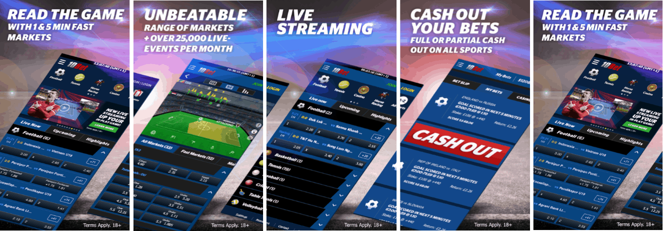 How To Download 10Bet Android Mobile App