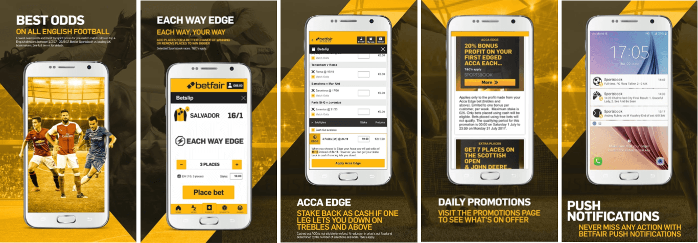How To Download Betfair Android App