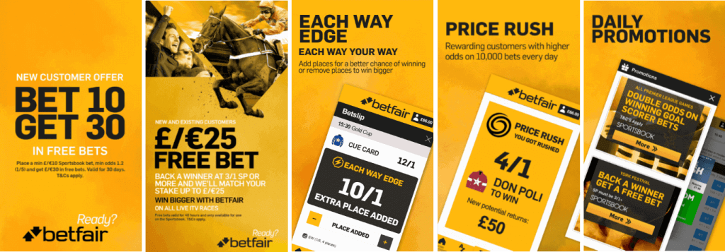 How To Download Betfair iPhone App