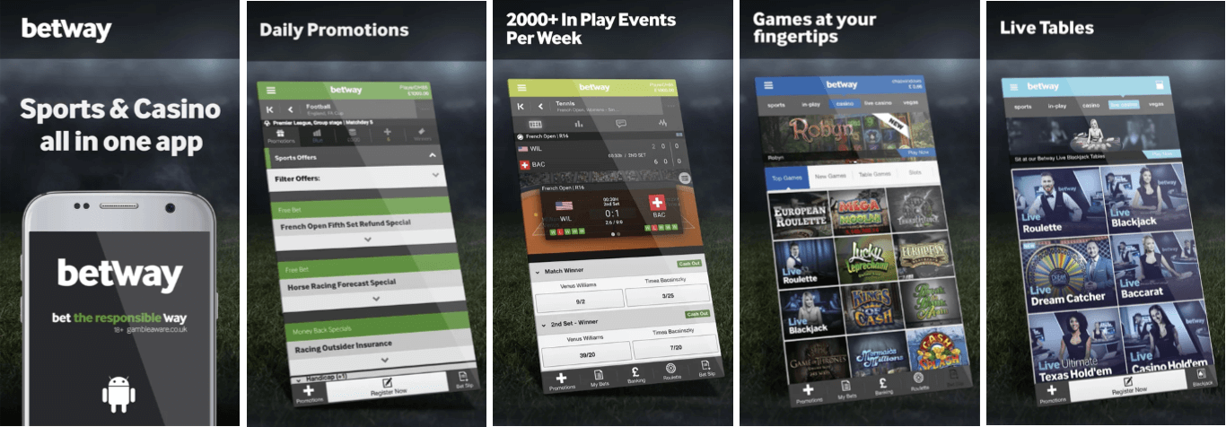 betway app download