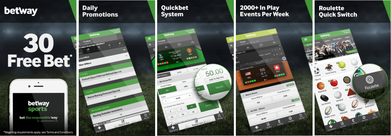 How To Download Betway iPhone App