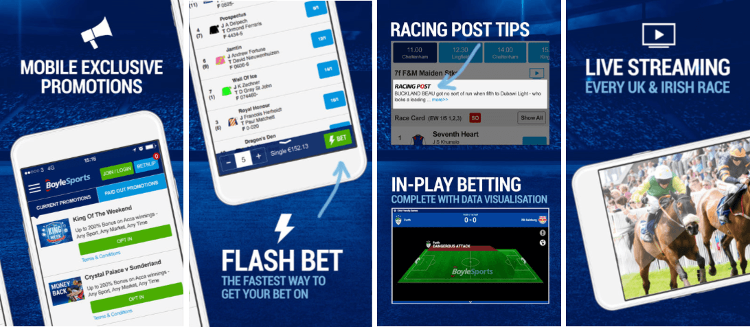 How To Download BoyleSports iPhone App