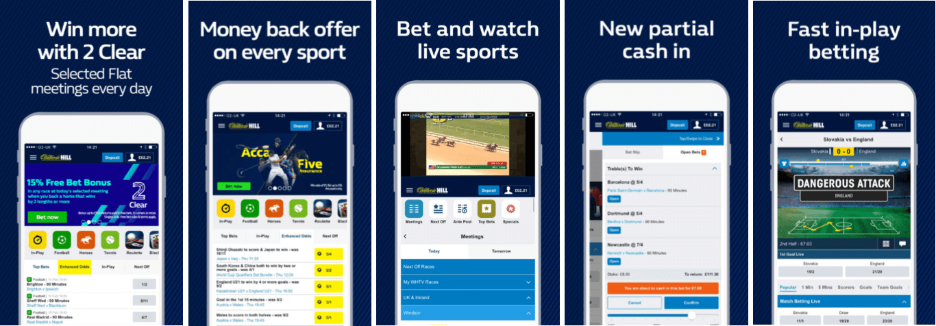 How To Download William Hill iOS App