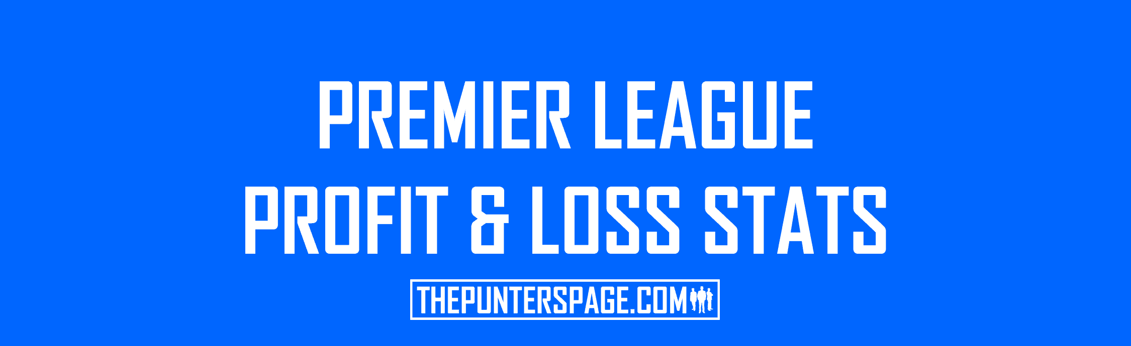 Premier League Profit & Loss Stats Table