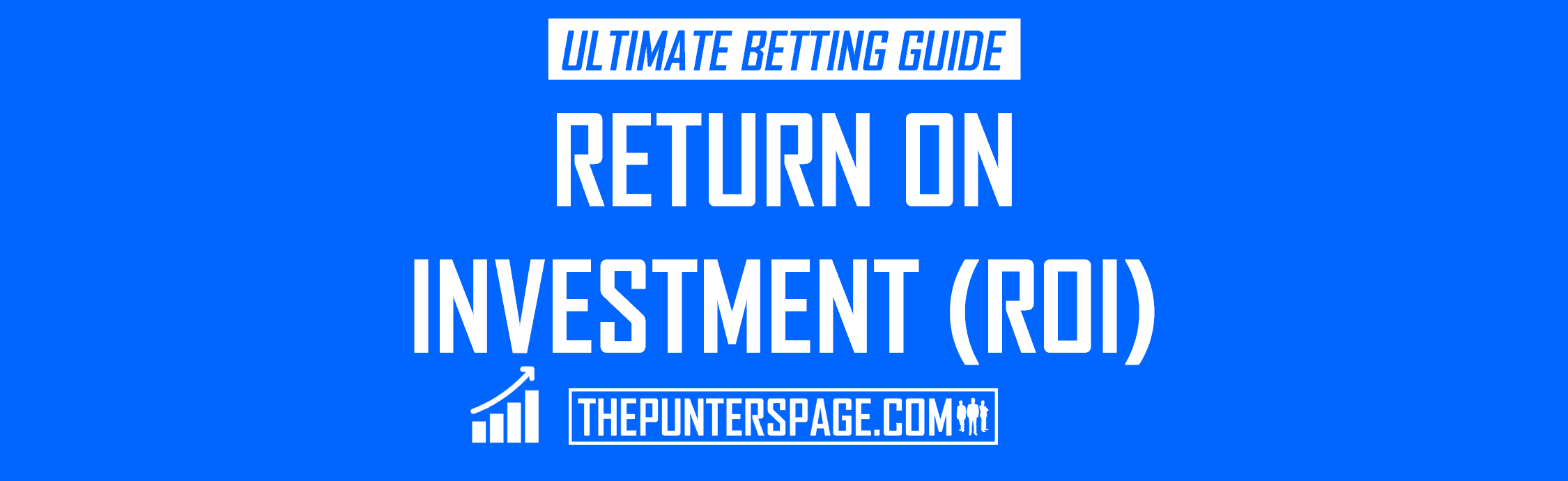 Return On Investment (ROI) Betting Guide & Calculator
