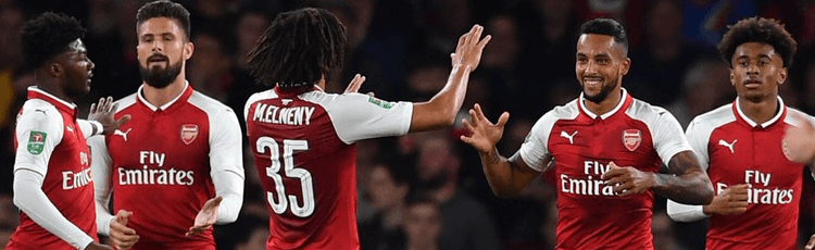 Arsenal v Norwich League Cup Betting Preview 24th October