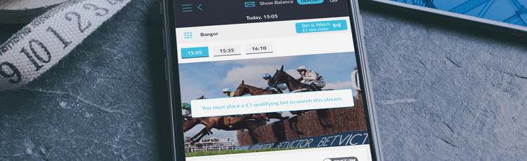 BetVictor Live Stream