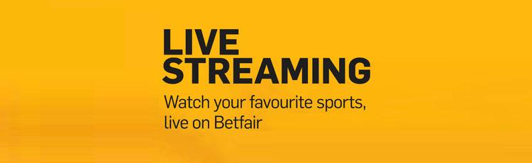 Betfair Live Stream