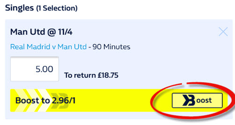 How To Claim Your Bet Boost FromWilliam Hill