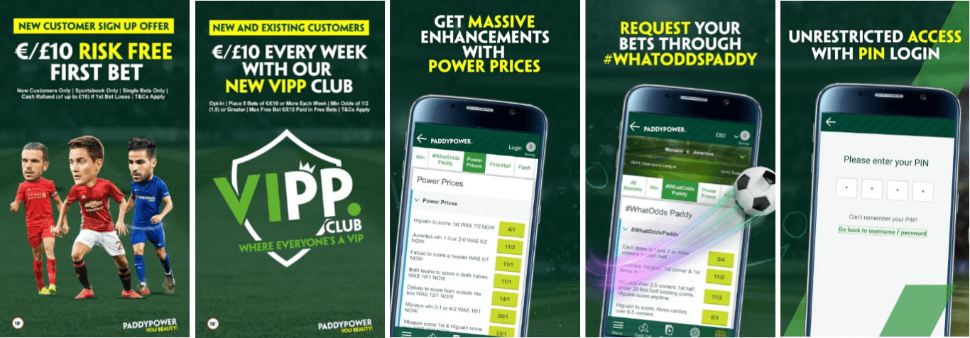 How To Download Paddy Power Android App