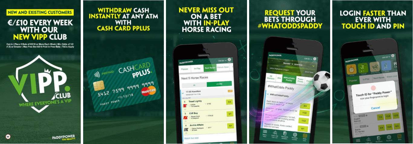 How To Download Paddy Power iPhone App