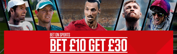 How To Claim Ladbrokes Bet £10 Get £30 Offer