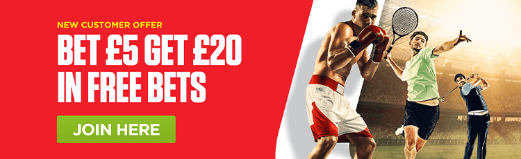 How To Claim The Ladbrokes Bet £5 Get £20 Free Bet Sign Up Offer