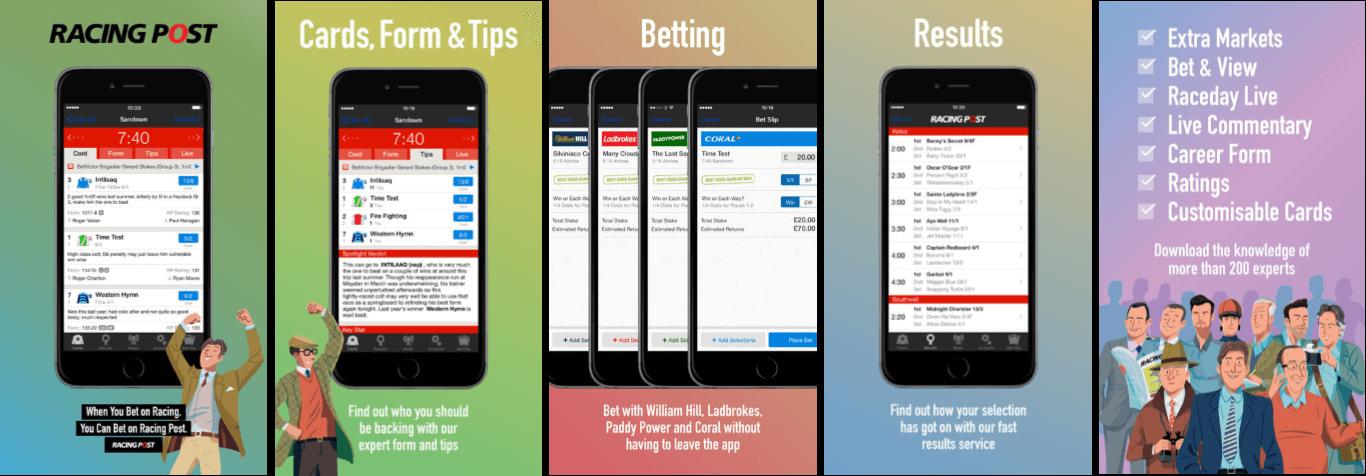 How To Download Racing Post iOS APP