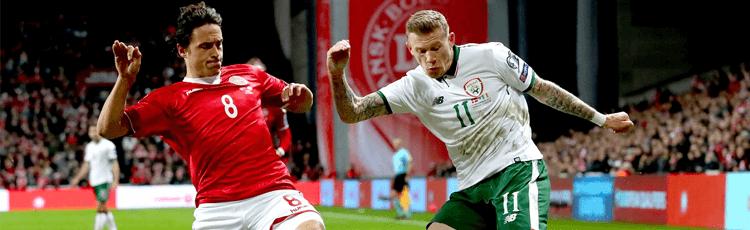Ireland v Denmark Betting Preview 14th November