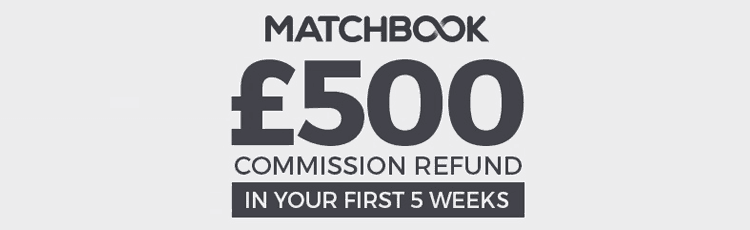Matchbook Sign Up Offer