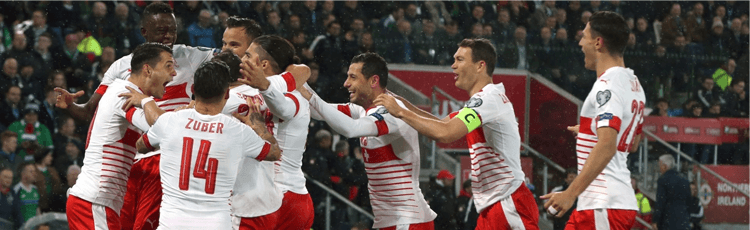 Switzerland v Northern Ireland Betting Preview 12th November