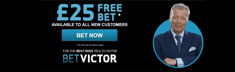 BetVictor £25