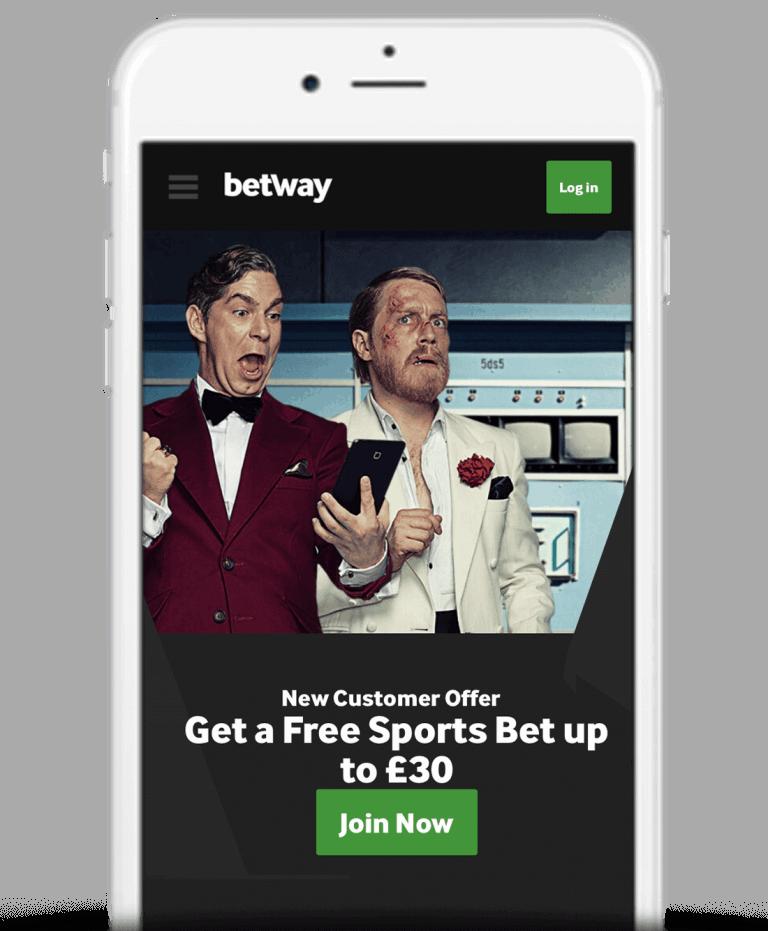 Betway Mobile App Bonus