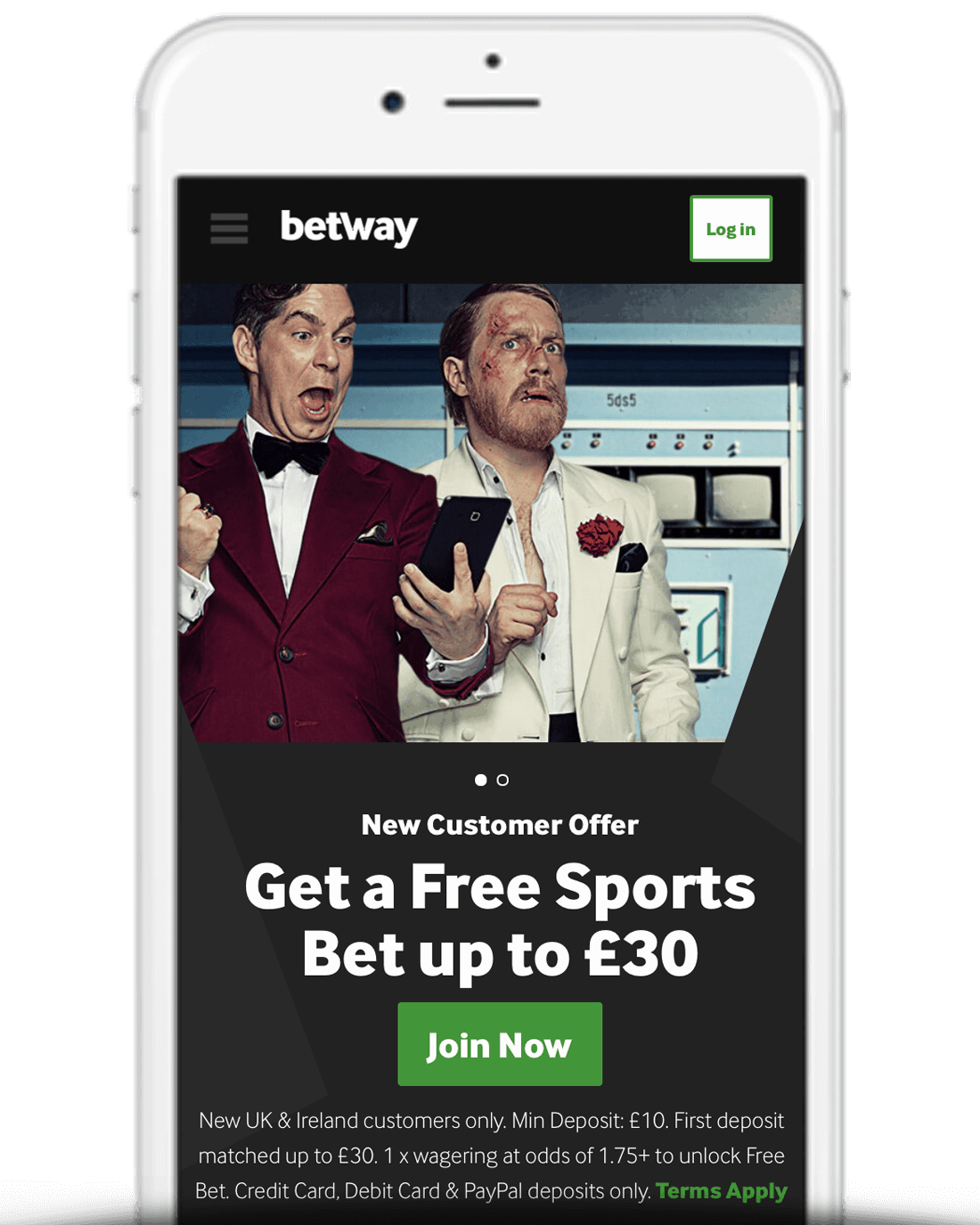 betway cash out
