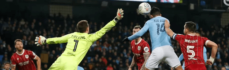 Bristol City v Man City Betting Preview 23rd January
