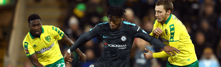 Chelsea v Norwich Betting Preview 17th January