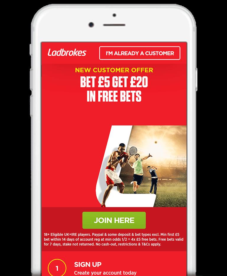 cash out betting ladbrokes bingo