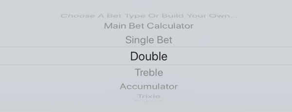 What Is A Double Bet?