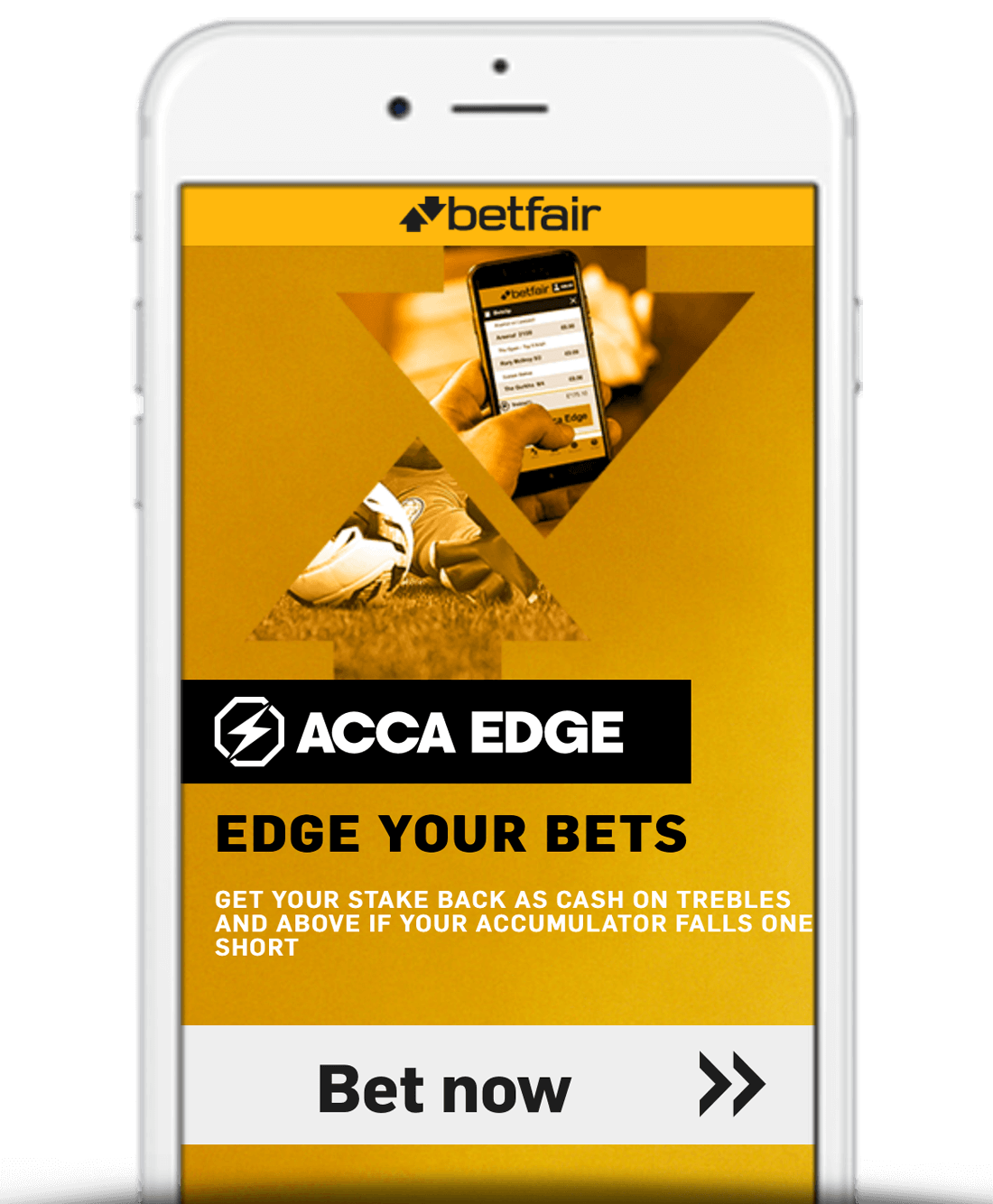 What Is Betfair Acca Edge?